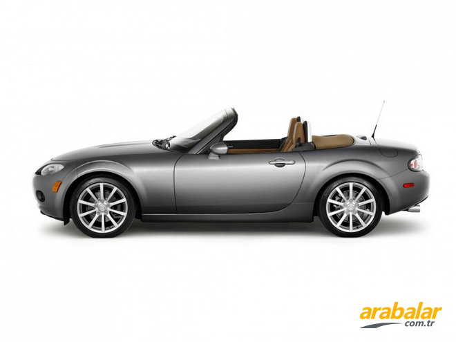 2008 Mazda MX-5 5 1.8 16V Emotion