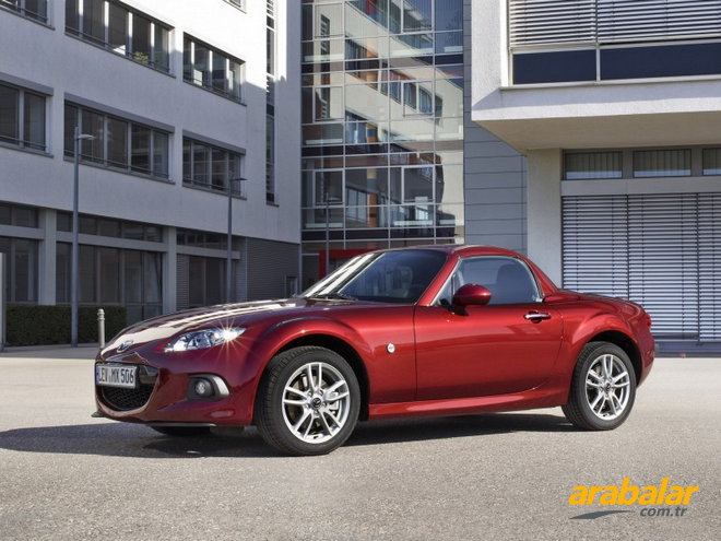 2014 Mazda MX-5 5 2.0 i 16V Sport Soft Top Coupe