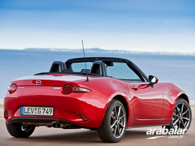 2017 Mazda MX-5 1.5 Power Sport
