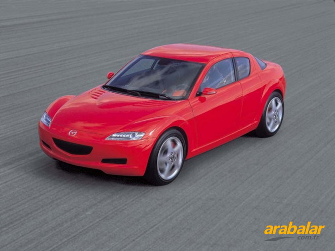 2009 Mazda RX 8 1.3 Limited Edition