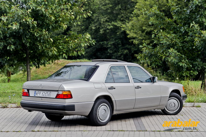 1991 Mercedes 200 Serisi 250 D Turbo