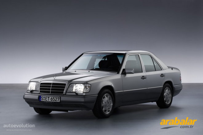 1992 Mercedes 200 Serisi 250 D Turbo