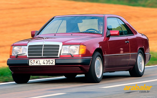 1991 Mercedes 300 Serisi 300 E 4Matic