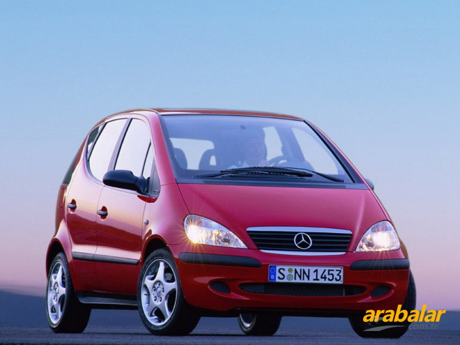 2004 Mercedes A Serisi A 140 Elegance Magic