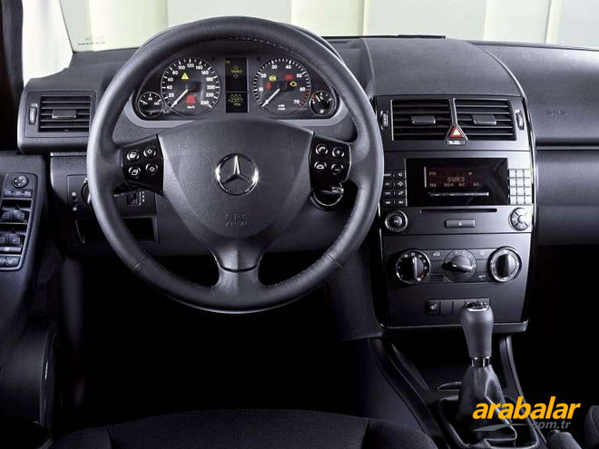 2008 mercedes a serisi a 150 classic otomatik. Black Bedroom Furniture Sets. Home Design Ideas