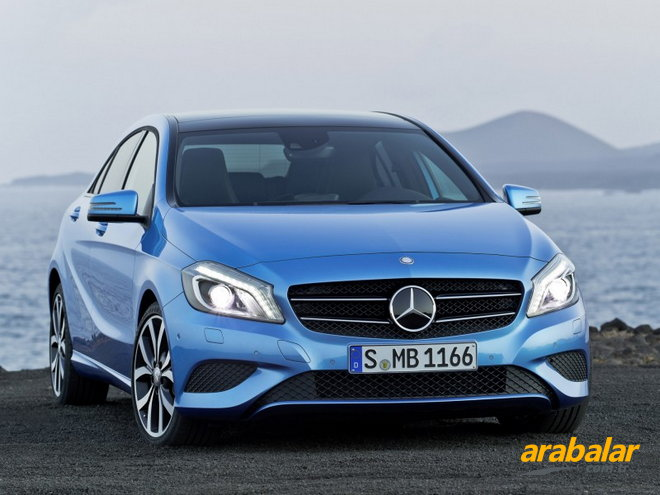 2014 Mercedes A Serisi A 180 CDI BlueEFFICIENCY AMG Sport 7G-DCT