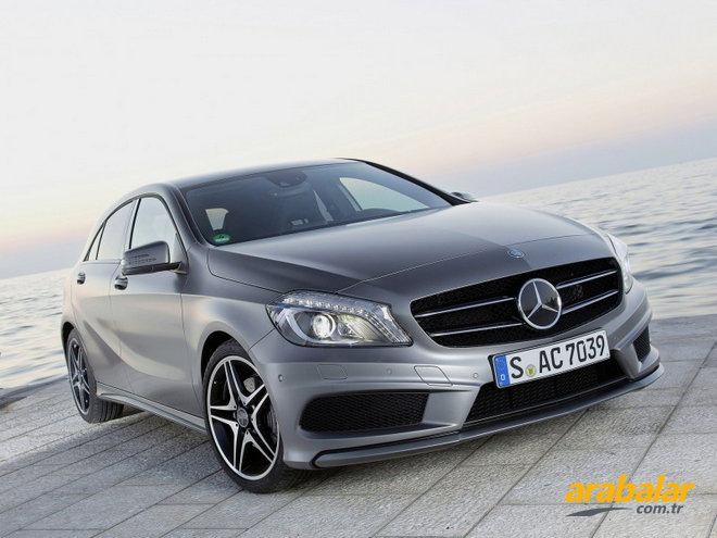 2012 Mercedes A Serisi A 180 BlueEFFICIENCY Urban