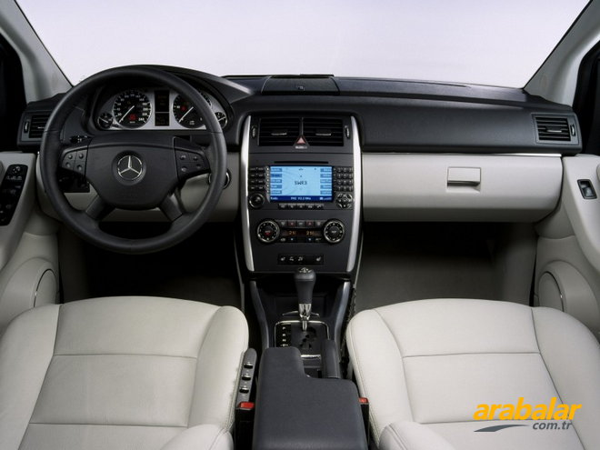 2009 Mercedes B Serisi B 180 CDI BlueEFFICIENCY