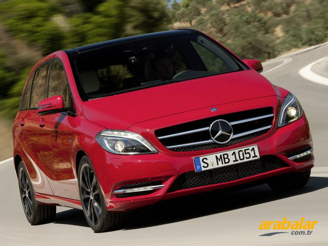 2014 Mercedes B Serisi B 180 BlueEFFICIENCY AMG 7G-DCT
