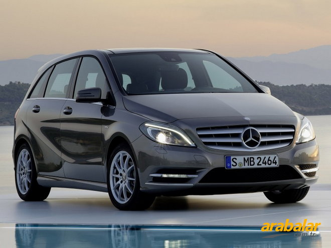 2013 Mercedes B Serisi B 200 CDI BlueEFFICIENCY EURO6