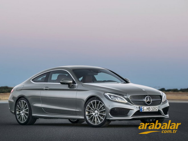 2015 Mercedes C Serisi Coupe 180 1.6 AMG Plus