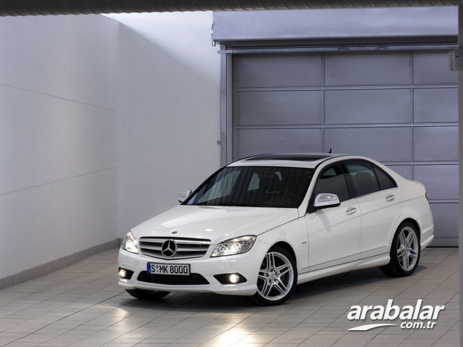 2010 Mercedes C Serisi C 220 CDI Fascination