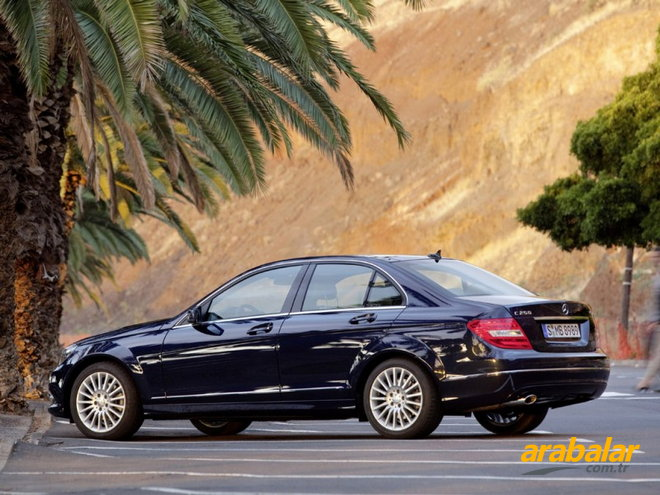 2011 Mercedes C Serisi C 180 Kompressor BlueEFFICIENCY AMG