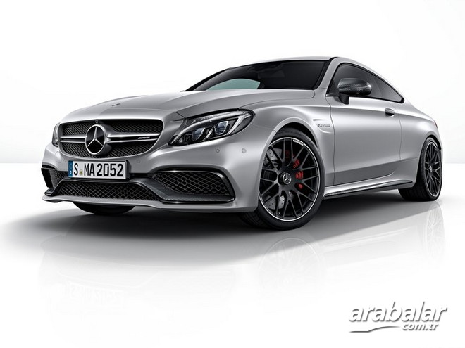 2016 Mercedes C Serisi C63 AMG 4.0 Performance