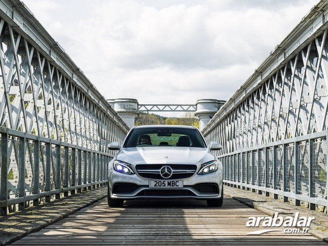 2016 Mercedes C Serisi C63 AMG S 4.0 Performance