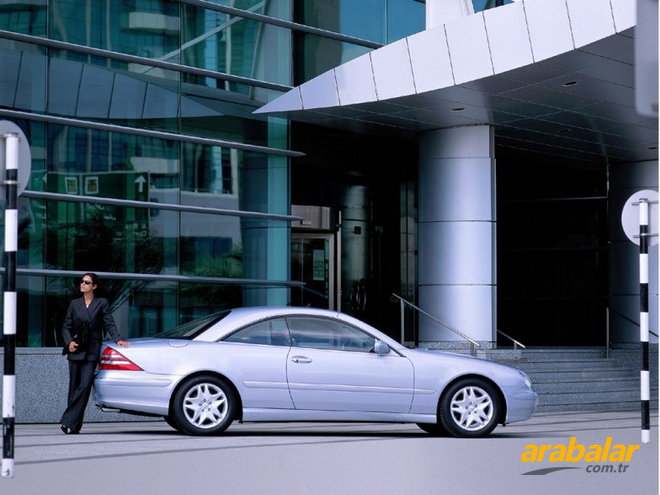 2006 Mercedes CL 63 AMG Business