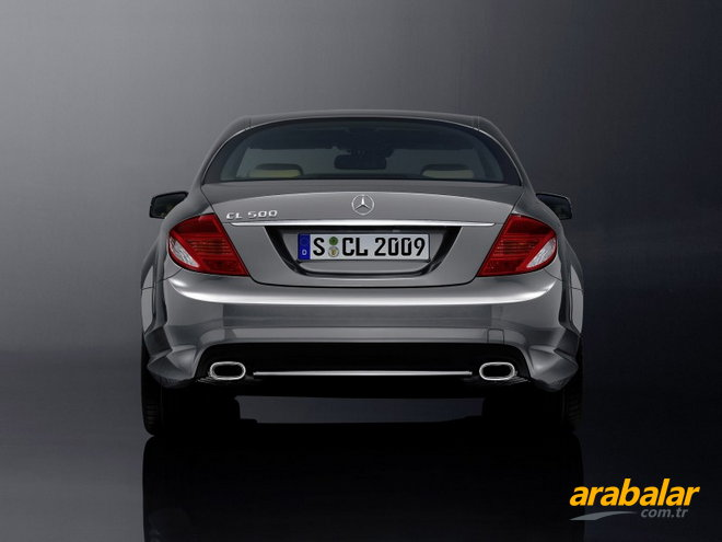 2008 Mercedes CL 63 AMG Business