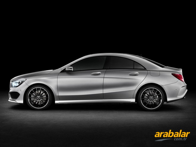 2016 Mercedes CLA Serisi 45 2.0 4Matic Performance