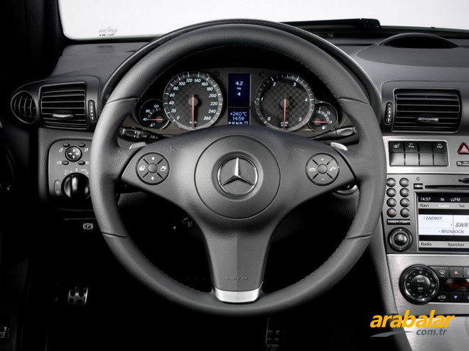 2011 Mercedes CLC 160 BlueEFFICIENCY