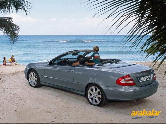 2004 mercedes clk 240 elegance otomatik cabrio arabalar. Black Bedroom Furniture Sets. Home Design Ideas