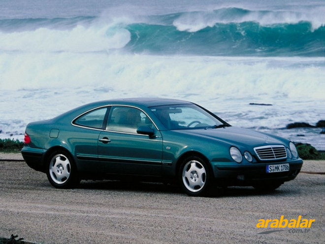 2001 Mercedes CLK 230 Kompressor Elegance Sequentronic