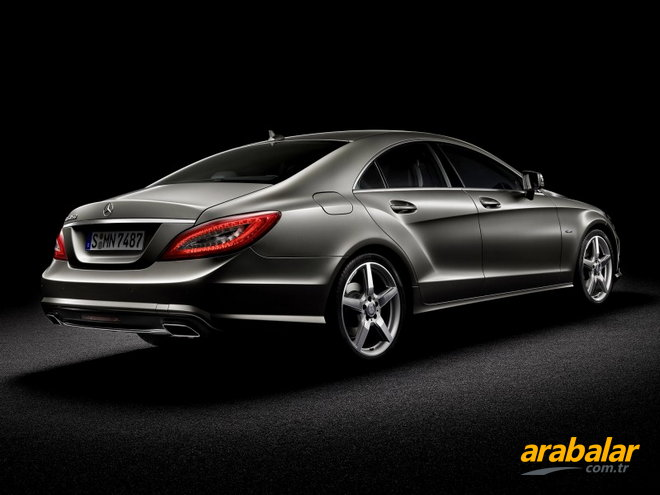 2014 Mercedes CLS 63 AMG Innovation 4Matic