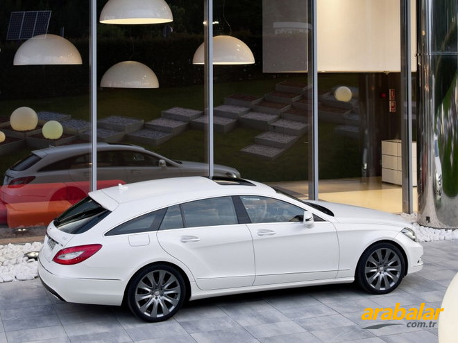 2013 Mercedes CLS 250 CDI BlueEFFICIENCY Innovation Sport