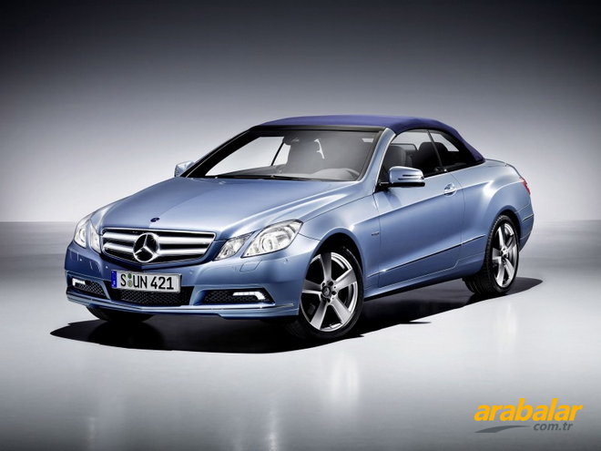 2011 Mercedes E Serisi E 200 CGI BlueEFFICIENCY Start