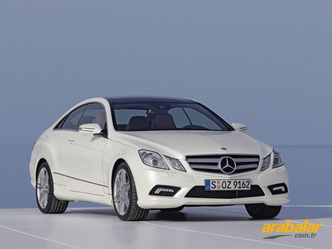 2009 Mercedes E Serisi E 350 CDI BlueEFFICIENCY Elegance