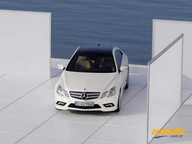 2010 Mercedes E Serisi E 250 CDI BlueEFFICIENCY Avantgarde Coupe