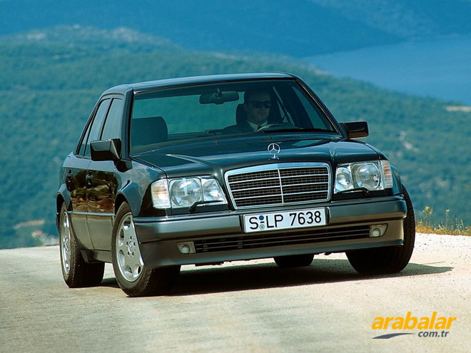 1993 Mercedes E Serisi E 250 D Turbo
