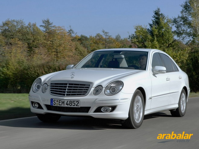 2006 Mercedes E Serisi E 220 CDI Business
