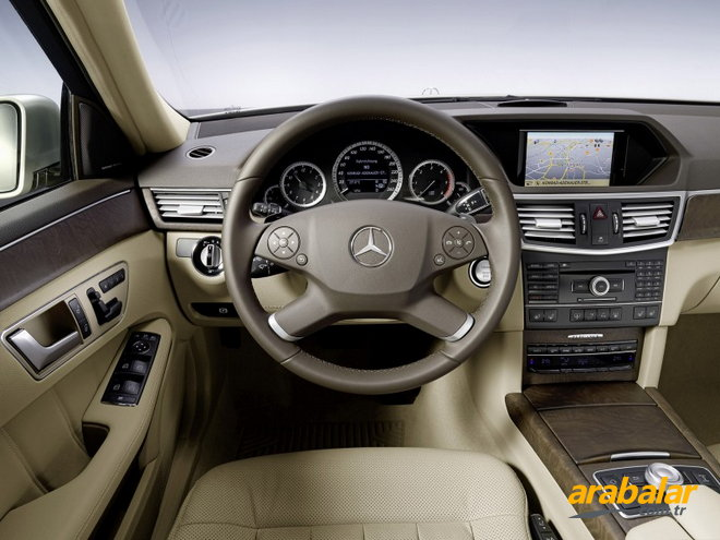 2009 Mercedes E Serisi E 200 Kompressor Business