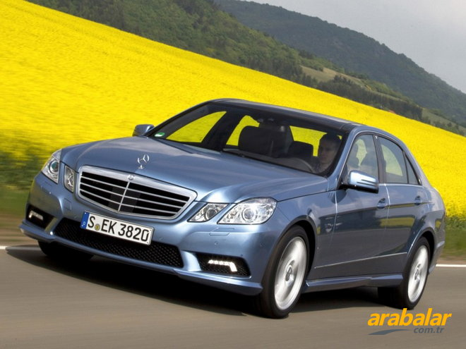 2012 Mercedes E Serisi E 350 4Matic BlueEFFICIENCY Premium
