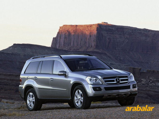 2007 Mercedes GL Serisi 450 4Matic