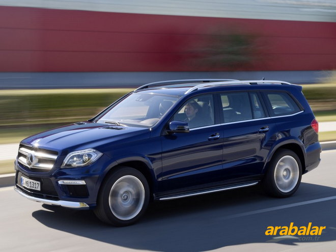 2014 Mercedes GL Serisi 350 4Matic BlueTec