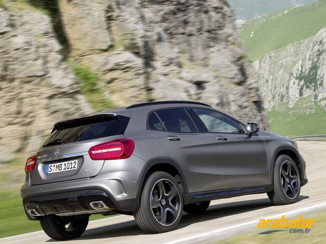 2016 mercedes gla serisi 180 d 1 5 amg. Black Bedroom Furniture Sets. Home Design Ideas