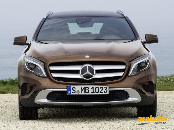 2016 Mercedes GLA Serisi 250 2.0 4Matic Urban