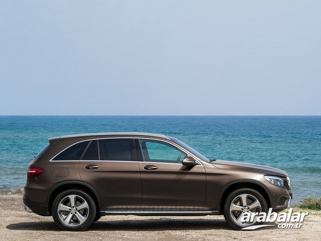 2015 Mercedes GLC 250 2.0 Exclusive