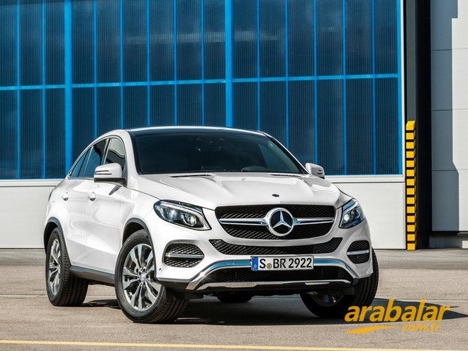 2015 Mercedes GLE AMG 63 Coupe 5.5