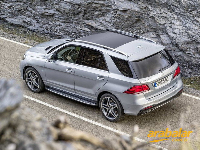 2016 Mercedes GLE 250D 2.2 Style