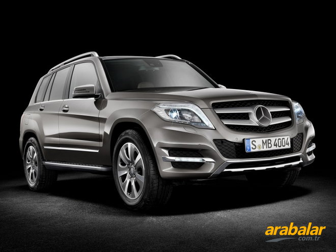 2012 Mercedes GLK 220 CDI BlueEFFICIENCY 4Matic EURO5