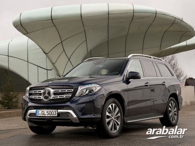 2016 Mercedes GLS 500 4.7 Power
