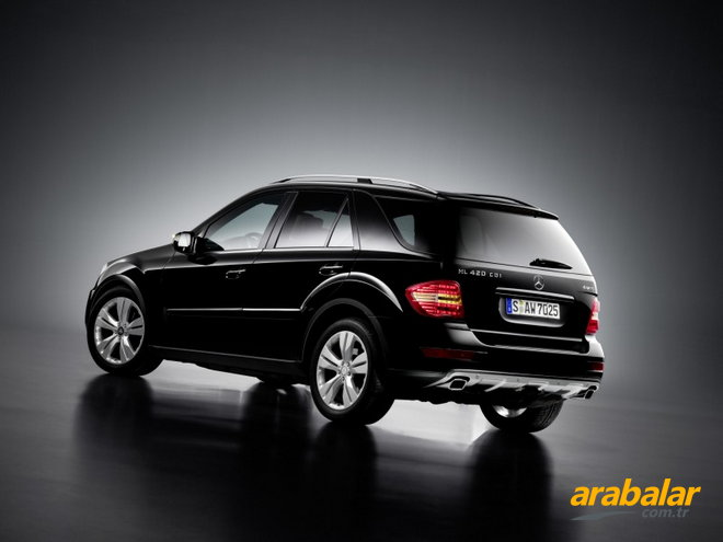 2011 Mercedes ML 500 4Matic