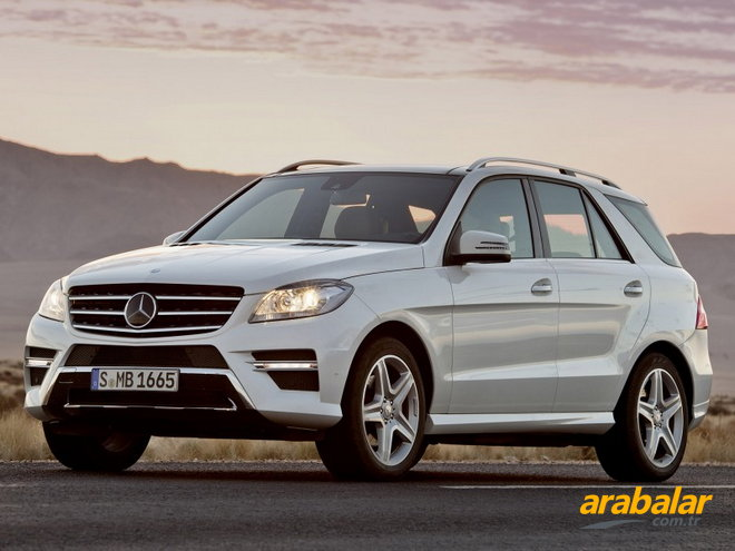 2015 Mercedes ML 250 2.2 4Matic