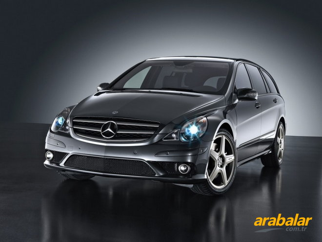 2007 Mercedes R Serisi R 500 4Matic