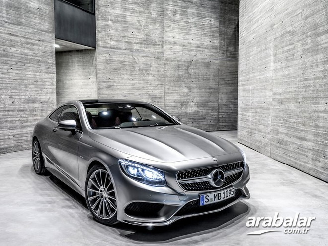 2015 Mercedes S Serisi Coupe 500 4Matic 4.7 AMG