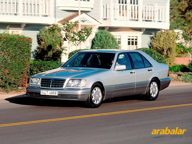 1995 Mercedes S Serisi S 350 D Turbo