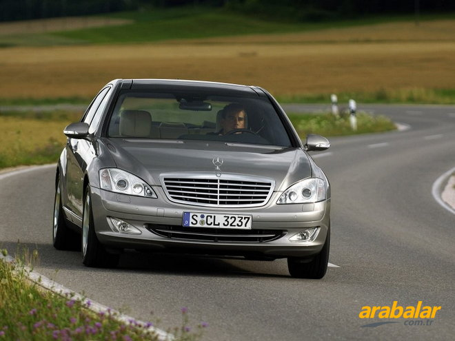 2009 Mercedes S Serisi S 350 CDI L Business
