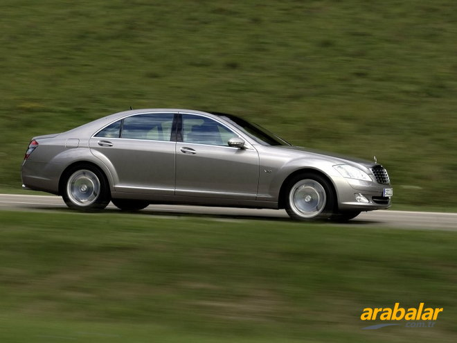 2008 Mercedes S Serisi S 450 4Matic